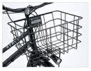 BRIDGESTONE(ブリヂストン) HYDEE.B (ハイディビー) 、HYDEE.II (ハイディツー) 専用 フロントバスケット ブラック (BK-HD...