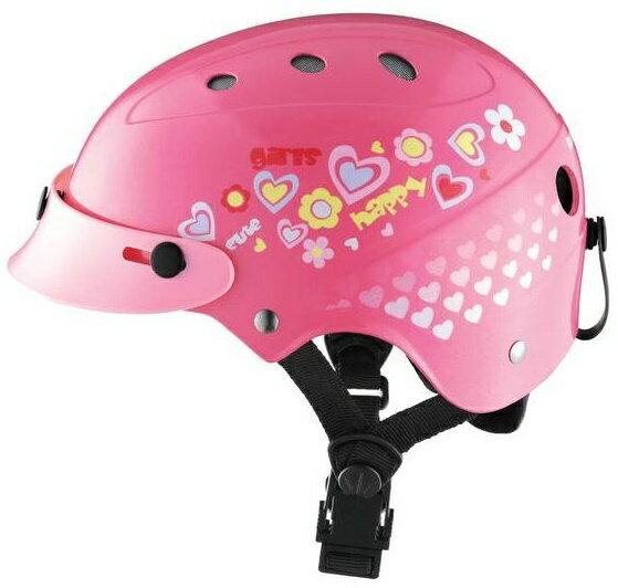展示品処分若干の汚れ変色などあり ブリヂストン (BRIDGESTONE)子供用自転車用ヘルメット 「メリーメット」(CHMM4652)