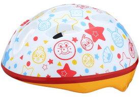 【自転車用ヘルメット】ジョイパレット M&M(エムアンドエム)カブロヘルメット ミニ アンパンマン  子供用ヘルメット (44cm〜50cm)