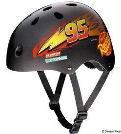 【自転車用ヘルメット】アイデス 子供用ヘルメット 「ストリートヘルメット / カーズ」 キッズヘルメット(53〜57cm)