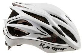★送料無料(一部地域除く) KARMOR(カーマー) ASMA2(アスマ2) ホワイト 自転車 ヘルメット