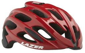 ■送料無料(一部地域除く) LAZER(レイザー) BLADE+ AF(ブレイド プラス アジアンフィット) ヘルメット レッドブラック
