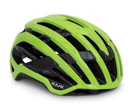 ■KASK(カスク) VALEGRO(ヴァレグロ) ヘルメット ライム【北海道・沖縄・離島地域 配送不可】
