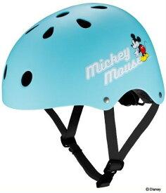 【自転車用ヘルメット】アイデス 子供用ヘルメット 「ディズニー ストリートヘルメット」 ミッキーマウス