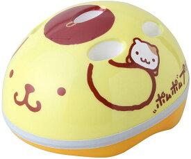 【自転車用ヘルメット】M&M(エムアンドエム)SG対応ヘルメット カブロヘルメットV「ポムポムプリン」 【子供用ヘルメット】