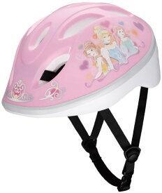 【自転車用ヘルメット】アイデス 子供用ヘルメット 「プリンセスYK」 ディズニー キッズヘルメットS