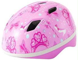 【自転車用ヘルメット】ジョイパレット M&M(エムアンドエム) カブロヘルメットV 「リカちゃん」 子供用ヘルメット 【子供用ヘルメット】