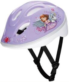 【自転車用ヘルメット】アイデス 子供用ヘルメット 「ちいさなプリンセス ソフィアSS」 ディズニー キッズヘルメットS