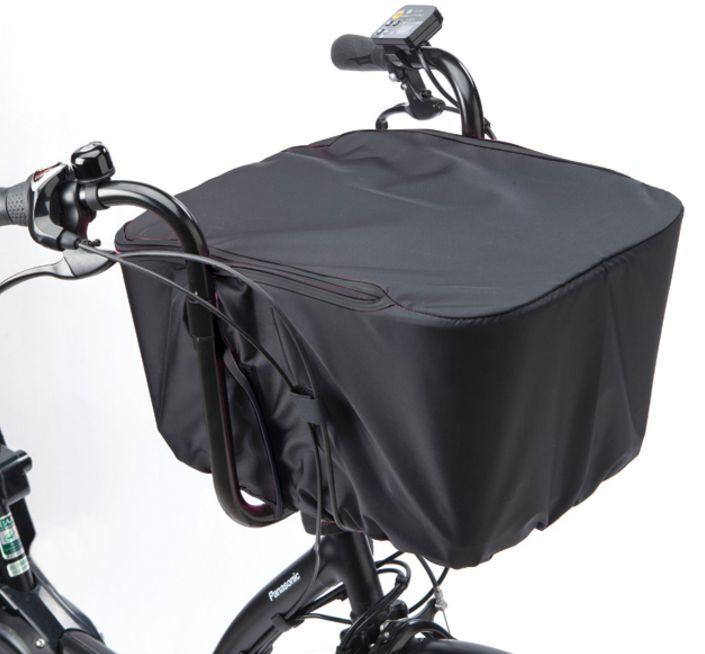 【Panasonic(パナソニック)】 Gyutto(ギュット)シリーズ自転車専用 フロント・リヤ兼用バスケットカバー (NAR162)