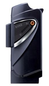 パナソニック (Panasonic) 電動自転車用 スペアバッテリー (NKY328B02→NKY491B02/NKY491B02B) 【2011年発売 シュガードロップ・エーガールズ・オフタイム用】
