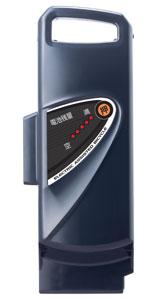 パナソニック (Panasonic) 電動自転車用 スペアバッテリー (NKY325B02→NKY450B02/NKY450B02B) 【2011年発売 ハリヤ・ジェッター・ビビDX用】