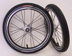 """■ストライダ5.0用 ホイールセット (STRIDA 5.0 16"""" Wheel Sets) ST-WS-005"""