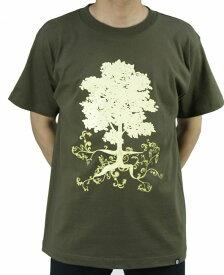 【完全限定生産品】【ヨガグッズ】スリア(suria) オリジナルTシャツ「Warrior Tree(ウォーリアツリー)」