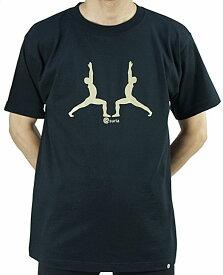 【完全限定生産品】【ヨガグッズ】スリア(suria) オリジナルTシャツ「Asana(アサナ)」
