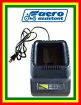 エアロアシスタント 電動自転車用 リチウム用充電器 (6.6A/h用)