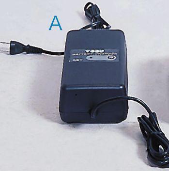 【2009年モデル】エアロアシスタント 電動自転車用 ニッケル用充電器 (2.4V-3.2A/h用)