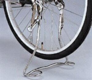 YAMAHA(ヤマハ)電動自転車 PAS mina (ミナ) , VIENTA5 (ヴィエンタ)など用 かるっこスタンド(シルバー) (Q5K-YSK-051-H01)