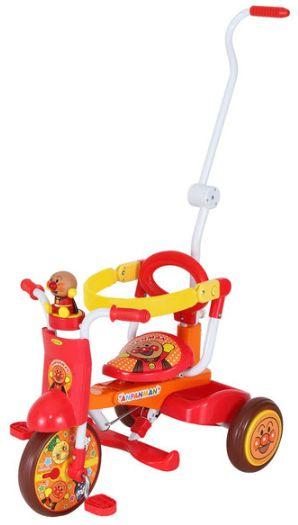 M&M(エムアンドエム) それいけ!アンパンマン オールインワンUP 子供用三輪車