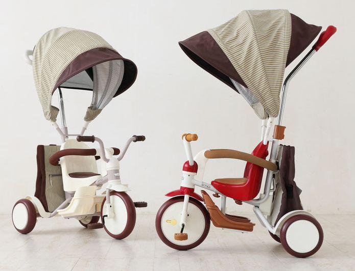 【送料無料!】 M&M (エムアンドアム) iimo TRYCYCLE#03 (イーモ トライシクル#03) 子供用三輪車