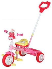 M&M(エムアンドエム) おでかけ三輪車 Hello kity Cute (ハローキティ キュート) 子供用三輪車