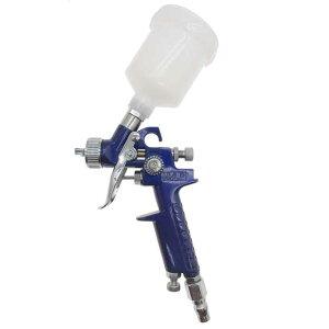 0.8mm ノズル プロフェッショナル HVLP スプレーガン エアブラシ カーエアログラフ