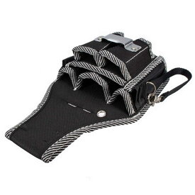9ポケット 電工バック 腰袋 工具差 工具袋 釘袋 ペンチ ドライバー メジャー ホルダー 600Dナイロン ツールバッグ 電卓 ウエストポケット ベルト ポーチ