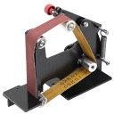 電気アングルグラインダー ベルトサンダー メタル ウッド サンディング ベルト M10アダプター用 研磨 木工 ツール