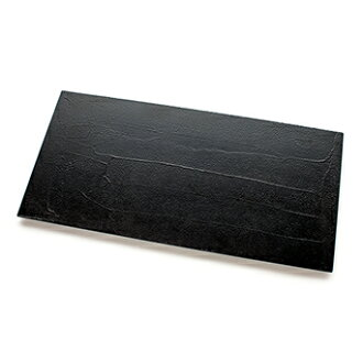 Black lacquer long hors d'oeuvre plate [various celebration / thanks / family celebration / wedding present / dish / present lapping / foreign countries gift / packing choice ]