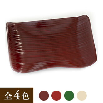 Bamboo serving plate (4Colors) [various celebrations / thank you / in celebration / your wedding / baby / housewarming / presentation trap / overseas gifts / fun gift / packaging selection / then address book]