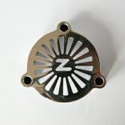 ゾンS&SEキャブ用エアクリーナーカバー/アルミ