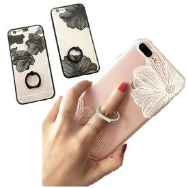 iPhone XR ケース おしゃれ iPhone XS ケースiPhone XS Max iPhone x ケース iPhone8 ケース リング付き iPhone8plus ケース iPhone7plus ケース iphone8ケースiPhone6sケース iPhone7ケース 大人 女子iPhone se ケース 激安 スマホケース かわいい 花柄