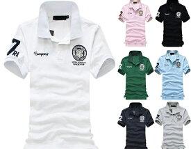 【メール便送料無料】 ポロシャツ メンズ 半袖 ポロシャツ 黒 白 ゴルフシャツ 通学 通勤 大きいサイズ 3L 4L 5L ポロシャツ レディース おしゃれ メンズ ポロシャツ ゴルフ