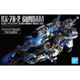 1/60 PG UNLEASHED RX-78-2 機動戦士ガンダム