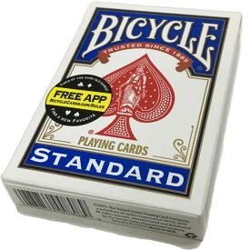 バイスクル BICYCLE トランプ 808 ポーカーサイズ ブルー