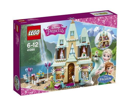 LEGO レゴ ディズニープリンセス アナとエルサのアレンデール城 41068