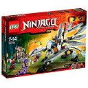 LEGO レゴ ニンジャゴー チタニウムドラゴン 70748