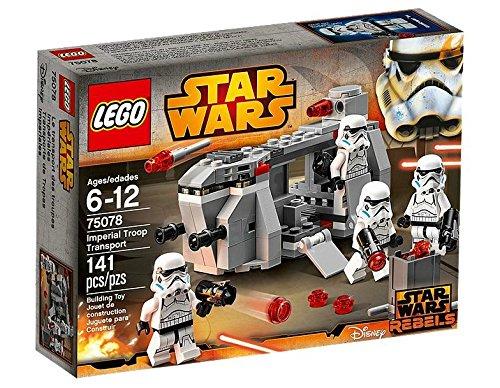 LEGO レゴ スター・ウォーズ インペリアル・トループ・トランスポート 75078