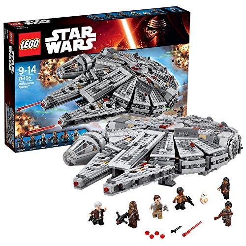 LEGO レゴ スター・ウォーズ ミレニアム・ファルコン 75105