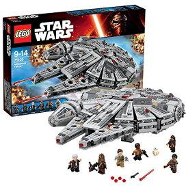 LEGO レゴ スターウォーズ ミレニアム・ファルコン 75105
