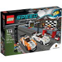 LEGO レゴ スピードチャンピオン ポルシェ 911 GT フィニッシュライン 75912