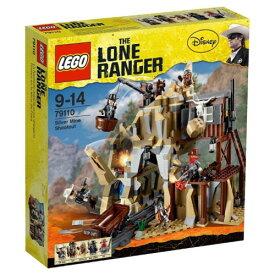 LEGO レゴ ローンレンジャー 銀の鉱山での決戦 79110