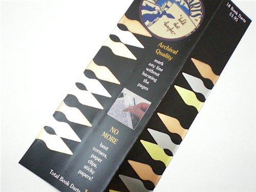BOOK DARTS ブックダーツ マルチカラー 3色ミックス 18個入り