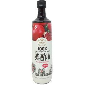 美酢 ミチョ ザクロ酢 900ml 1本