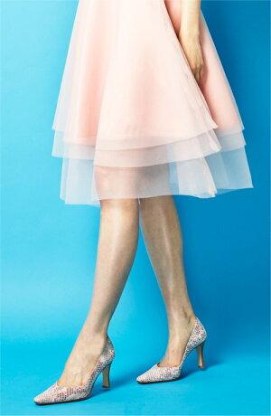 【日本製】【本革】【美脚】パンプスPUMPSプレーンポインテッドトゥヘビスネークピンクハイヒール8cm【送料無料大きいサイズ小さいサイズ】/取扱サイズ:21.5cm22cm〜25cm25.5cm/