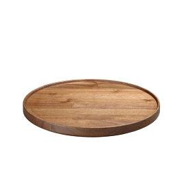 Hasami Porcelain ハサミポーセリン Tray Lid 255 mm Walnut HPWN026 木製 皿 プレート フタ 蓋 ウッドトレイ ギフト プレゼントポイント消化