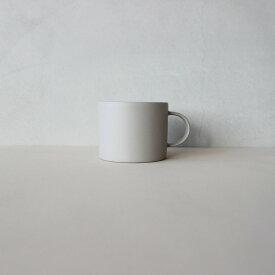 MOHEIM STONEWARE MUG 380 グレー マグ マグカップ マット ペールトーン ペア 北欧 電子レンジ可 食洗器可 艶無し ペア ギフト 御祝い 器 陶磁器