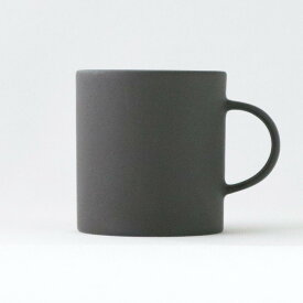 MOHEIM STONEWARE MUG 330 ブラック マグ マグカップ 北欧 ペールトーン マット ギフト ペア 艶消し 御祝い 器 陶磁器 STAYHOME