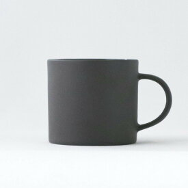 MOHEIM STONEWARE MUG 250 ブラック マグ マグカップ 北欧 ペールトーン マット ギフト ペア 艶消し 御祝い 器 陶磁器 STAYHOME