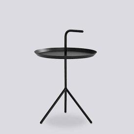 正規品 北欧家具 HAY ヘイ TABLE テーブル DLM L ブラック サイドテーブル コーヒーテーブル