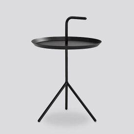 正規品 北欧家具 HAY ヘイ DLM / XL SIDE TABLE BLACK ブラック サイドテーブル コーヒーテーブル